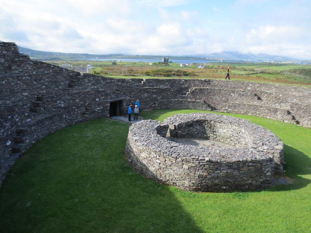 Eines der zahlreichen Stone Fort in Cahers iveen