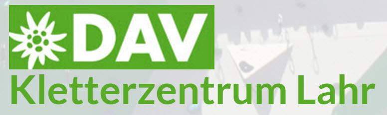 DAV Kletterzentrum Lahr Logo
